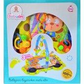 023 21 8 Babycim Bebek Halısı Zürafa Boy Ölçer 659219