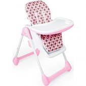 7155 Lux Mama Sandalyesi Pembe
