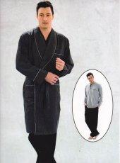 Pierre Cardin 5 Parça Ropdöşambr Pijama Takım 5500