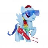 E1975 ŞARKI SÖYLEYEN RAINBOW DASH /My Little Pony +4 yaş-2