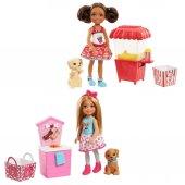 Fhp66 Chelsea Mutfakta Oyun Setleri Barbie Ben Büyüyünce