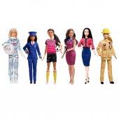 GFX23 Barbie 60. Yıl Kariyer Bebekleri /Barbie Ben Büyüyünce