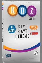 Tyt Ayt Koz Deneme Serisi Tonguç Akademi