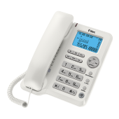 Ttec Tk 3800 Ekranlı Kulaklık Girişli Telefon (Beyaz)
