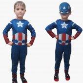 Captan Amerika Kostümü Kaptan Amerika Kostümü...
