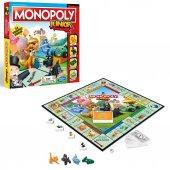 A6984 Monopoly Junıor Hasbro Kutu Oyunları Özel Kampanya Fiyatı