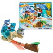 Fnb21 Hw Köpek Balığı Kumsal Yarışı Oyun Seti Hw Oyun Ve Yarış S