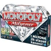 98838 MONOPOLY MİLYONER/ Hasbro Gaming +8 yaş-7