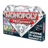 98838 MONOPOLY MİLYONER/ Hasbro Gaming +8 yaş-8