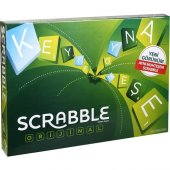 Y9611 Scrabble Orijinal Türkçe Aile Kutu...