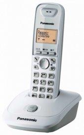 Panasonic Kx Tg 2511 Dect Telefon (Beyaz)
