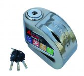 Armor 606mva 6 Mm Renkli Alarmlı Disk Kilidi