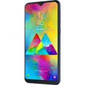 Samsung Galaxy M20 32 GB Koyu Mavi (Samsung Türkiye Garantili) -3