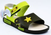şirin Bebe Ortopedik Erkek Çocuk Sandalet Filet