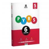 5.sınıf Pybs 6 Deneme Başka Yayınları