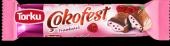 Torku Çokofest Sütlü Çikolata Frambuaz Kremalı...