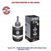 Epson 774 - M100 M105 M200 L605 L655 Orjinal Siyah Mürekkep T7741-2