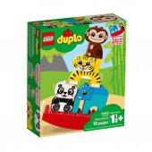 10884 DUP-İlk Dengede Duran Hayvanlarım / 15 pcs /Duplo 1,5-3yaş LEGO