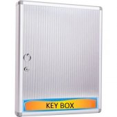 Anahtar Dolabı 96lı Aluminum