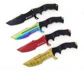 Columbia 0026 21,5 CM Av Kamp Bıçağı Çakı Bıçak - 4 Renk + KILIF