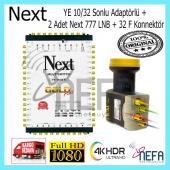 Next Next Ye 10 32 Sonlu Adaptörlü Santral