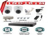 4 Kameralı Ahd Güvenlik Kamera Sistemi 2 Dış 2 İç Full Set