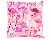 Pembe Flamingo Kırlent