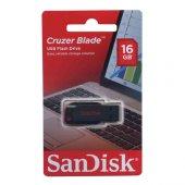 SanDisk Cruzer Blade 16GB Usb Bellek  (SDCZ50-016G-B35)
