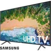 """Samsung 55NU7100 55"""" 139 Ekran 4K Uydu Alıcılı Smart LED TV-3"""