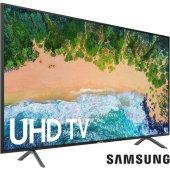 """Samsung 55NU7100 55"""" 139 Ekran 4K Uydu Alıcılı Smart LED TV-2"""