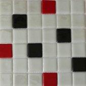 50 x 50 mm.Mutfak Tezgah Arası Cam Mozaik
