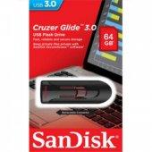 Sandisk Cruzer Glide 64gb Usb Bellek (Sdcz60 064g B35)