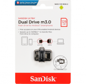 Sandisk Ultra Dual Drive 128gb Otg M3.0 Usb Bellek Sddd3 128g G46