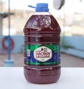 şalgam Suyu 5 Litre Acısız Kolide (4 Adet)