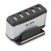 S-LINK SL-U170 7 PORT USB 2.0 ADAPTÖRLÜ HUB