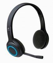 Logıtech H600 Kablosuz Headset 981 000342