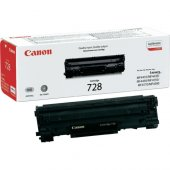 Canon 3500b002 Crg 728 Sıyah Toner 2.100 Sayfa