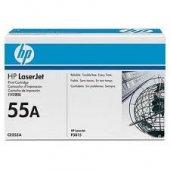 HP CE255A (55A) SIYAH TONER 6.000 SAYFA