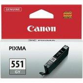 Canon 6512b001 Clı 551gy Grı Murekkep Kartus