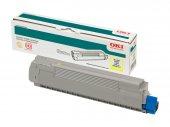 Okı 44844625 Sarı Toner C822 7300 Sayfa