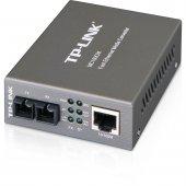 Tp Lınk Mc100cm Fast Ethernet Medya Dönüştürücü...