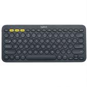 Logıtech K380 Bluetooth Grey Keyboard Tr Q 920 007...