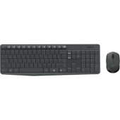 Logıtech Mk235 Kablosuz Usb Q Tr Mm Keyboard Set 9...