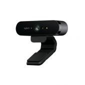 LOGITECH BRIO 4K ULTRA HD WEBCAM BROWN BOX 960-001106 V-U0040