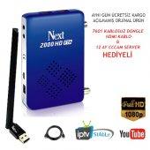 Next Minix 2000 Hd Digital Uydu Alıcısı+7601...