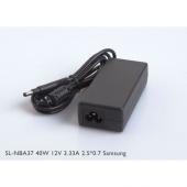 S Lınk Sl Nba37 40w 12v 3.33a 2,5*0.7 Samsung Ul S...