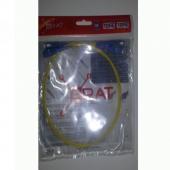 Erat Sc Sc Patch Cord Dx Sm G652.d 1mt