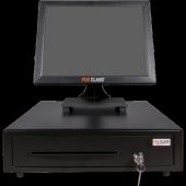 POSCLASS TX-1000 15 J1900/4GB/120GB SSD-2