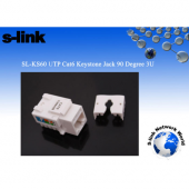 S Lınk Sl Ks60 Utp Cat6 Kestone Jack3u 90 Der