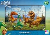 Ks Games Good Dinosaur 24 Parça Çocuk Puzzle